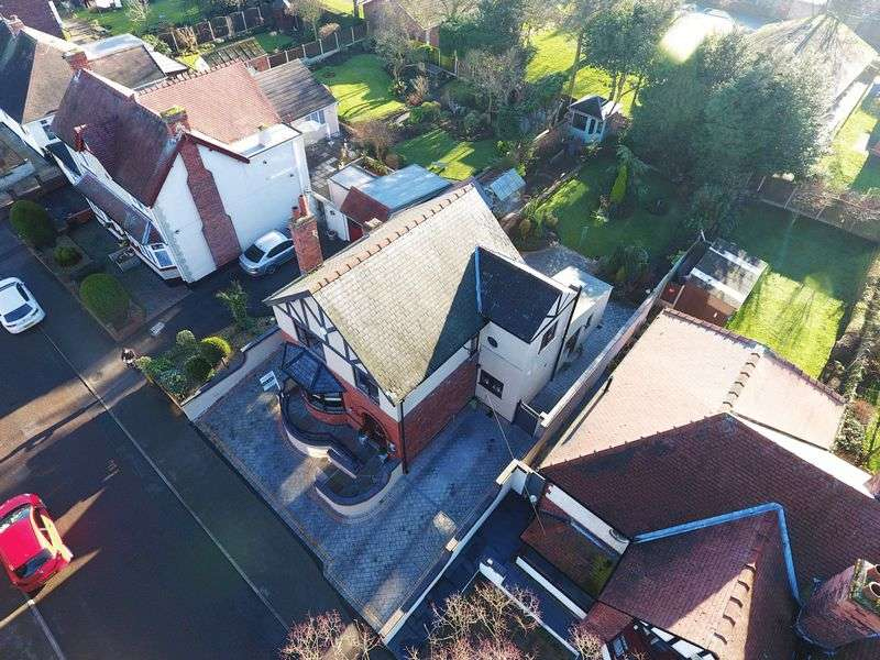 3 Bedrooms Detached House for sale in Moorgate Park, Retford
