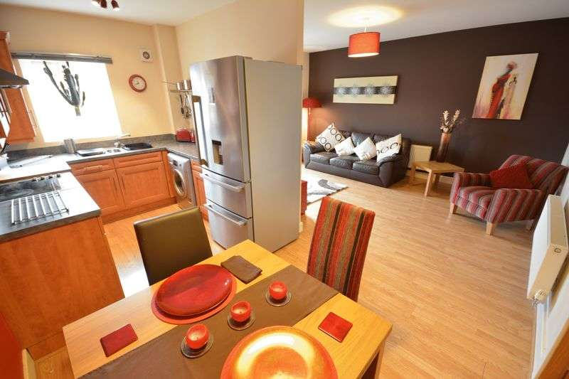 2 Bedrooms Flat for sale in Riverside View, Clayton le Moors