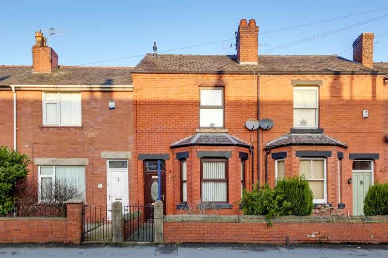 3 Bedrooms Terraced House for sale in Billinge Road, Pemberton
