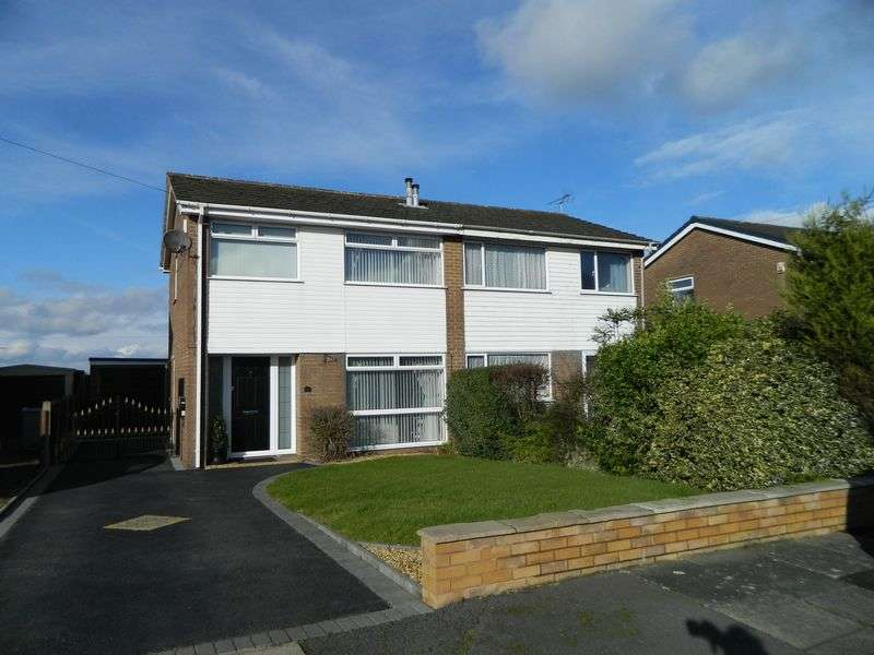 3 Bedrooms Semi Detached House for sale in Willow Drive, Sandbach