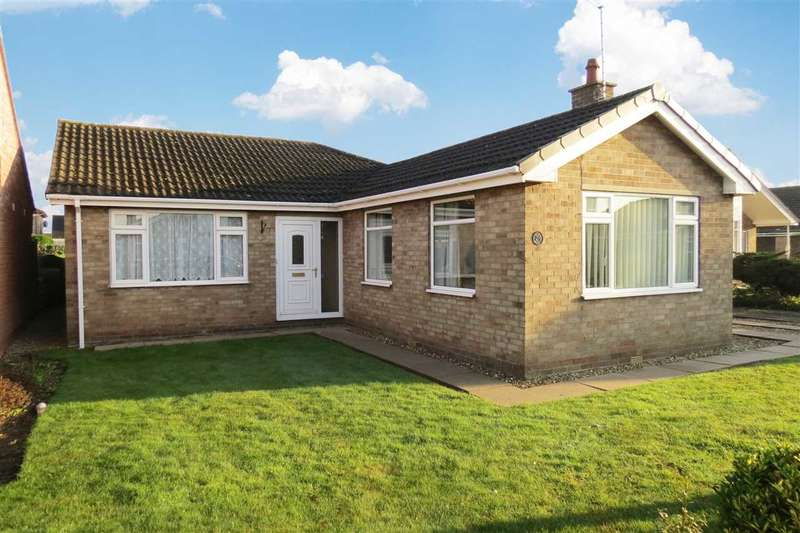 3 Bedrooms Detached Bungalow for sale in St Michaels Close, Billinghay
