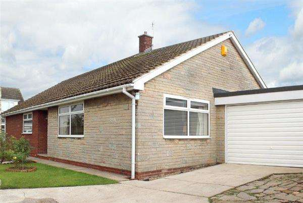 4 Bedrooms Detached Bungalow for sale in Orchard Close, Sheffield, Laughton en le Morthen