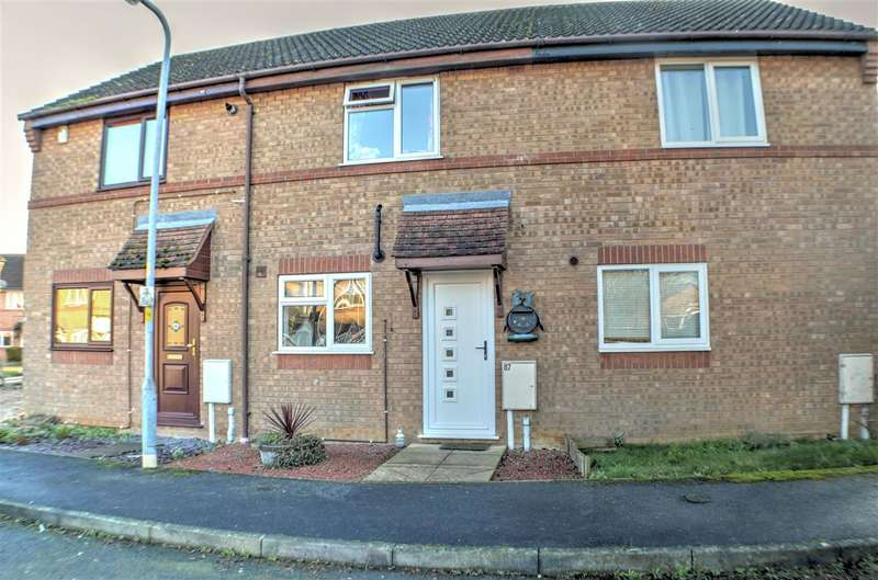2 Bedrooms Terraced House for sale in Winchester Way, Sleaford
