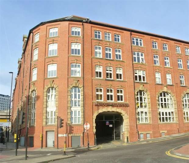 1 Bedroom Flat for sale in Pandongate House, Newcastle Upon Tyne, Tyne and Wear, UK