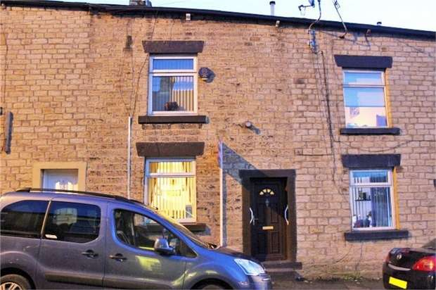 3 Bedrooms Terraced House for sale in Staley Road, Mossley, Ashton-under-Lyne, Greater Manchester