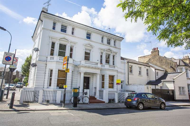 1 Bedroom Flat for sale in Normand Lodge, Greyhound Road, West Kensington