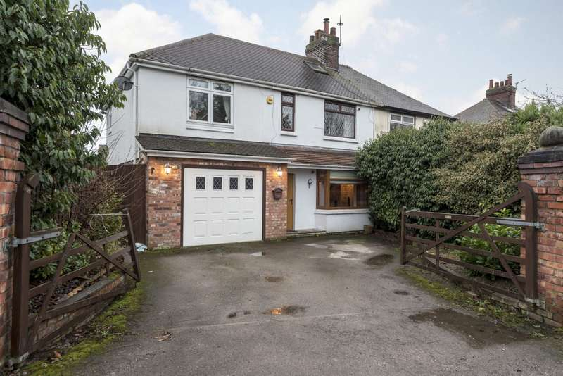 5 Bedrooms House for sale in 5 bedroom House Semi Detached in Northwich