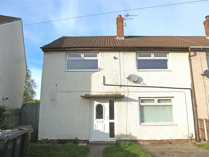4 Bedrooms Town House for sale in Quigley Avenue, Netherton, Liverpool