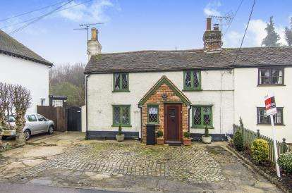 3 Bedrooms Semi Detached House for sale in Colchester Road, Springfield, Chelmsford