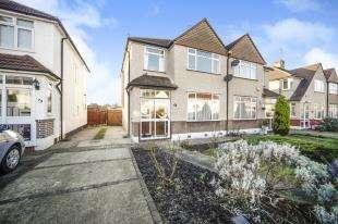 3 Bedrooms Semi Detached House for sale in Ash Tree Way, Shirley, Croydon, Surrey