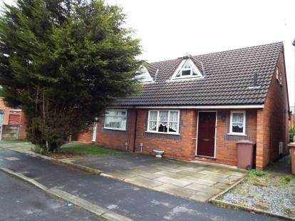 2 Bedrooms Bungalow for sale in Mercer Street, Newton-Le-Willows, Merseyside