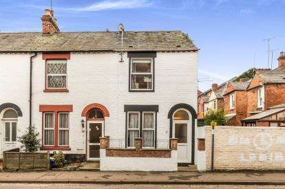 3 Bedrooms End Of Terrace House for sale in Gatteridge Street, Banbury, Oxfordshire, Oxon