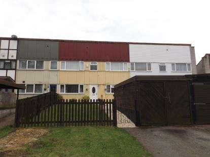 4 Bedrooms Terraced House for sale in Harrowden, Bradville, Milton Keynes