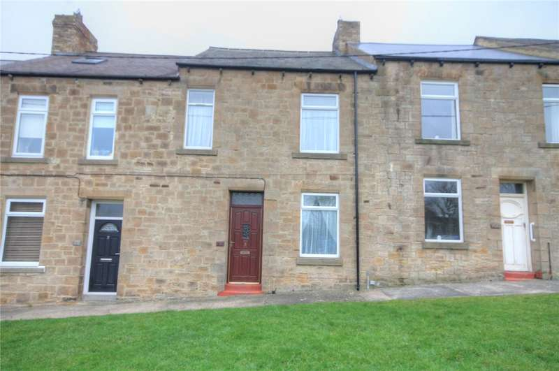 2 Bedrooms Terraced House for sale in Cooperative Terrace, Medomsley, Consett, DH8