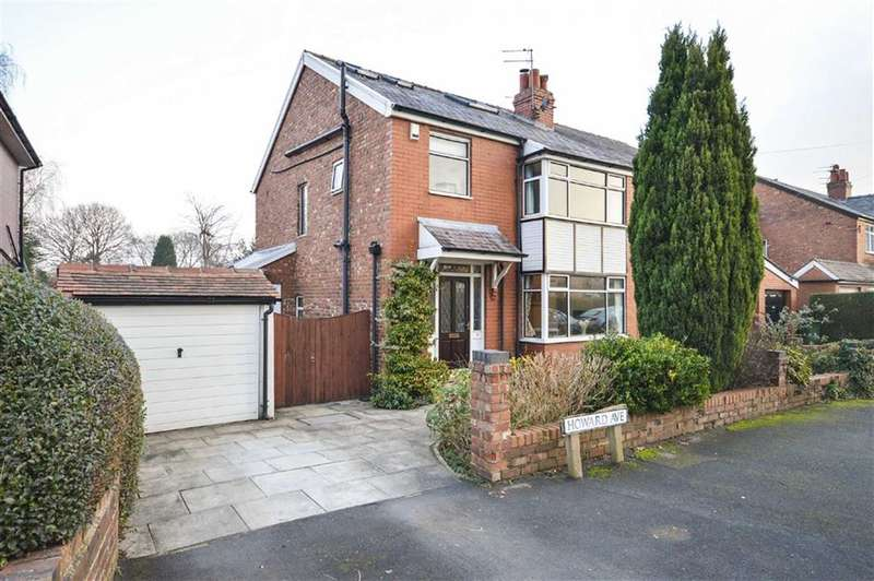 4 Bedrooms Property for sale in HOWARD AVENUE, Cheadle Hulme, Cheadle