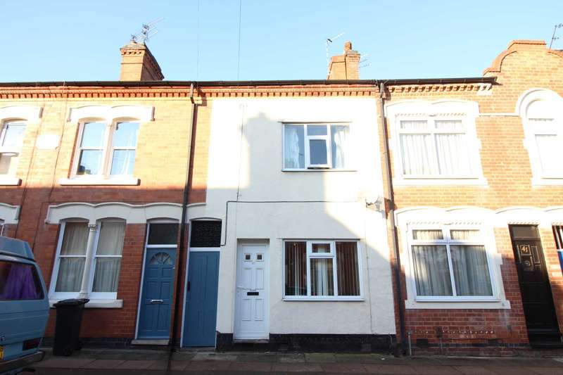 2 Bedrooms Terraced House for sale in Latimer Street, Westcotes