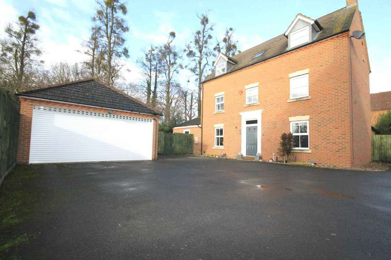 4 Bedrooms Detached House for sale in Parsons Road, Langley