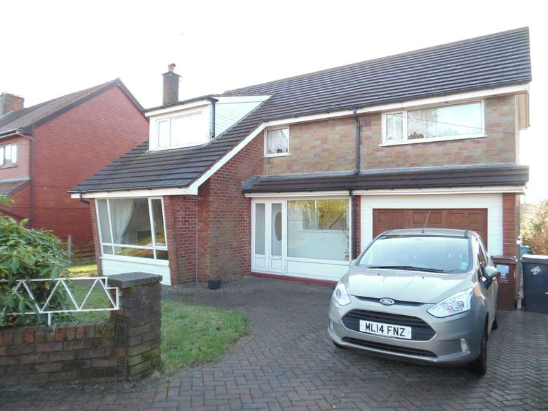 4 Bedrooms Detached House for sale in Edward Road, Shaw