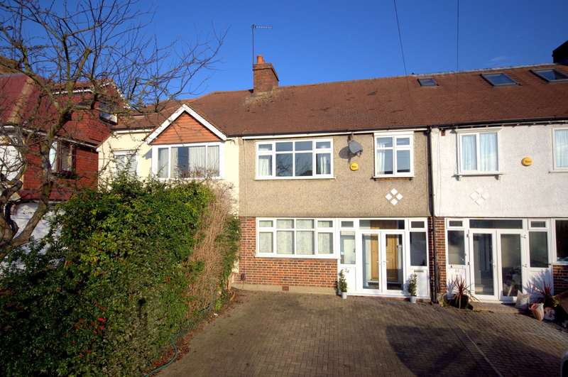 3 Bedrooms Terraced House for sale in Old Malden