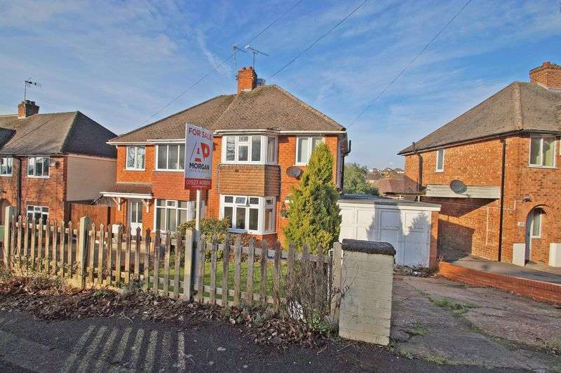 3 Bedrooms Semi Detached House for sale in Clent Avenue, Headless Cross. Redditch