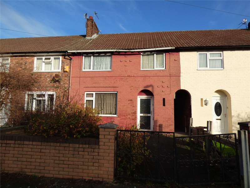 3 Bedrooms Terraced House for sale in Scarisbrick Crescent, Liverpool, Merseyside, L11