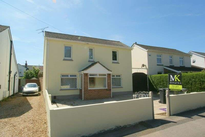 5 Bedrooms Detached House for rent in SPRINGBOURNE, BOURNEMOUTH