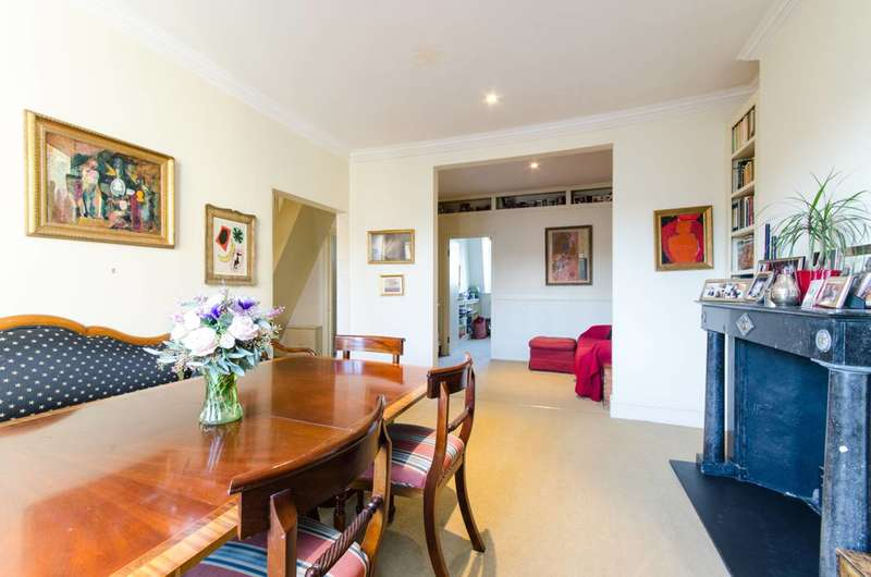 3 Bedrooms Flat for sale in Lennox Gardens, Chelsea, SW1X