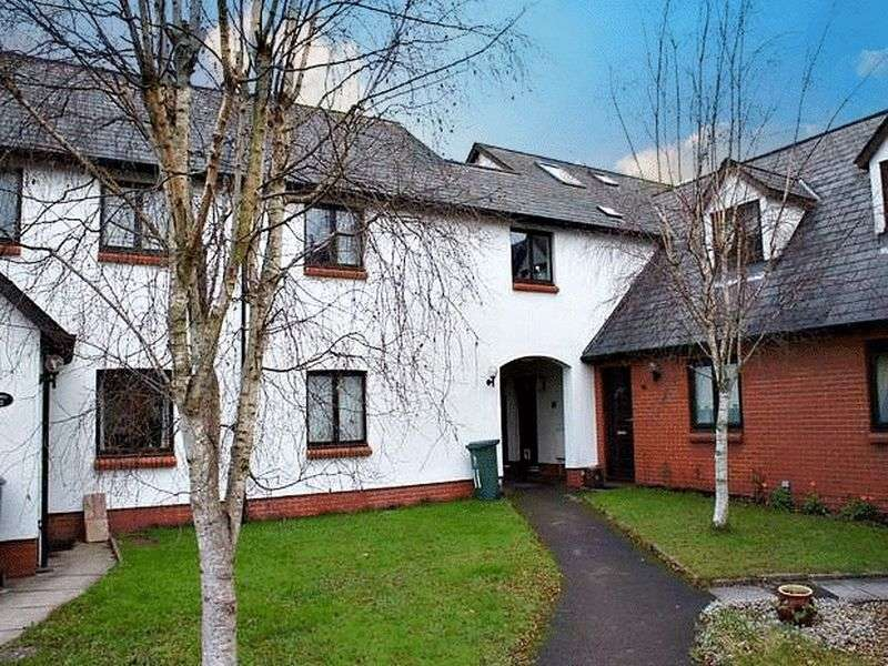 2 Bedrooms Flat for sale in Roman Gates, Newport