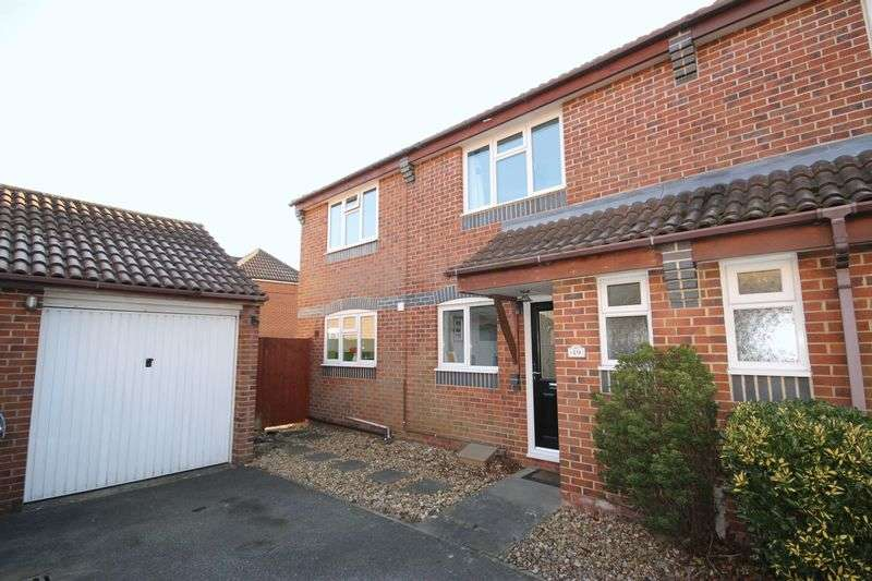 3 Bedrooms Semi Detached House for sale in Shotters, Burgess Hill, West Sussex