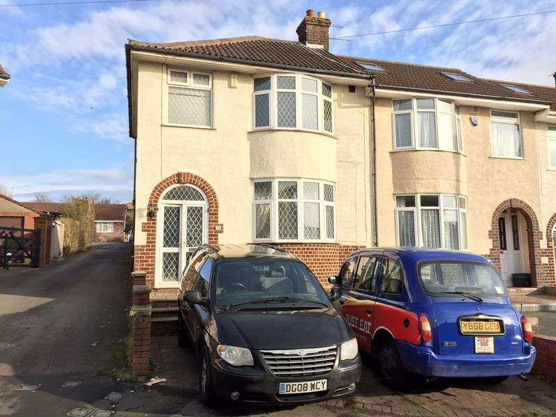 3 Bedrooms Terraced House for sale in Elstree Road, Bristol