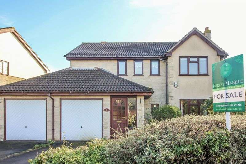4 Bedrooms Detached House for sale in Blagdon Walk, Frome