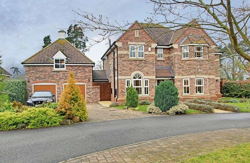 4 Bedrooms Detached House for sale in Oak Tree Way, Brandesburton