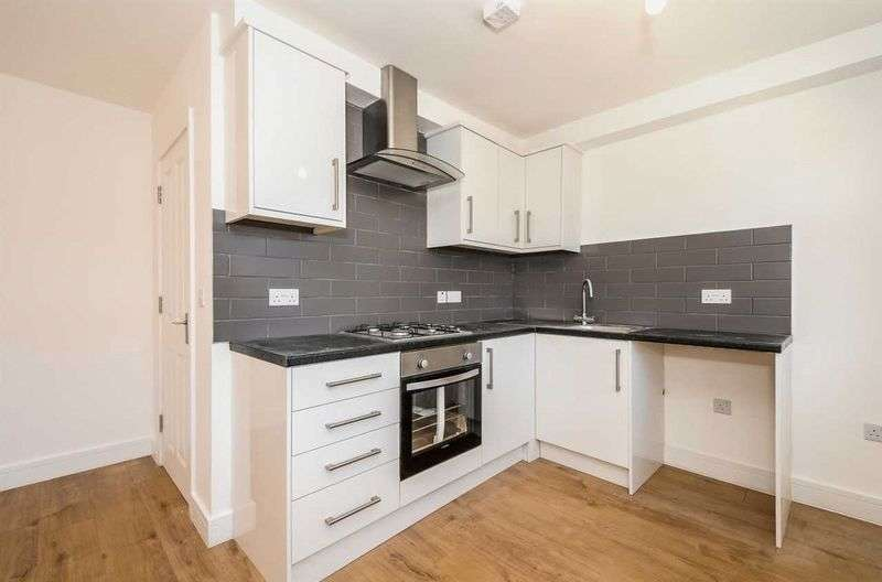 2 Bedrooms Flat for sale in Station Road, Harrow