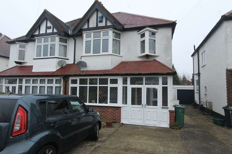 3 Bedrooms Semi Detached House for sale in Winkworth Road, Banstead