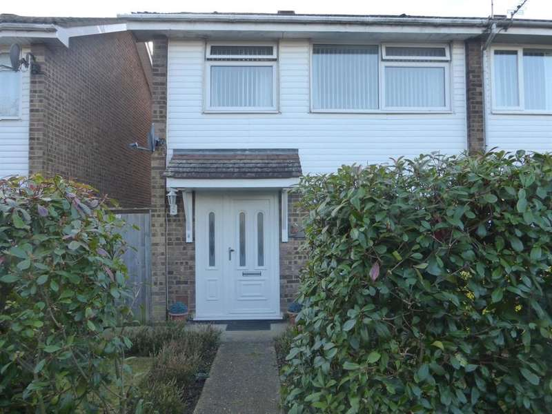 3 Bedrooms Semi Detached House for sale in Lilac Walk, Kempston, Bedford, MK42