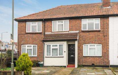 2 Bedrooms Maisonette Flat for sale in Elmcroft Road, Orpington