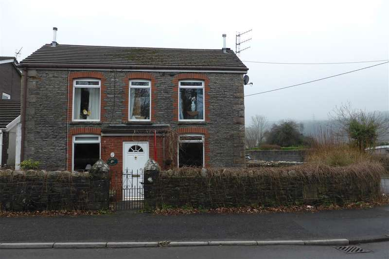 Detached House for sale in 40 Cwmdu Road, Cilmaengwyn, Pontardawe