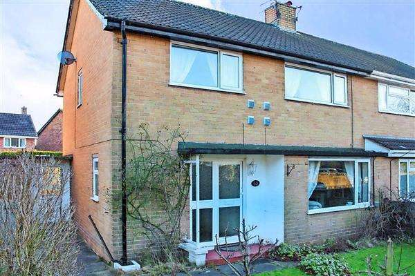 4 Bedrooms Semi Detached House for sale in Ford Road, Upton, Wirral