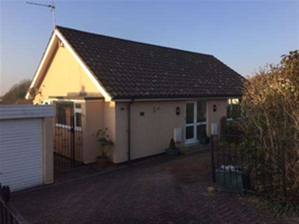 3 Bedrooms Detached House for sale in Brunel Close BLEADON HILL, Bleadon, Weston-Super-Mare