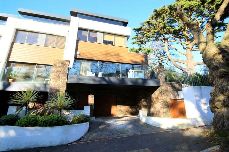 4 Bedrooms Town House for sale in Windsor Road, Lower Parkstone, Poole, Dorset, BH14