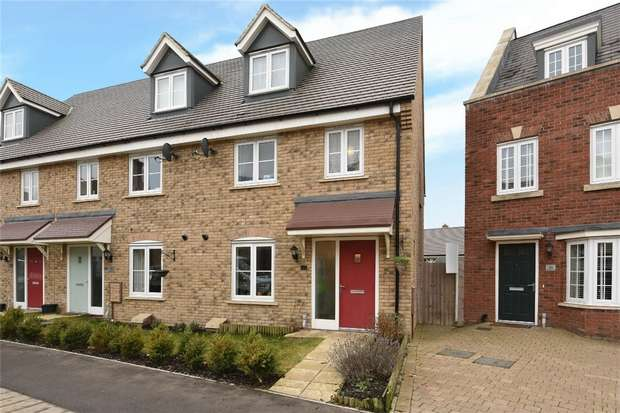 4 Bedrooms End Of Terrace House for sale in Brooklands Avenue, Wixams