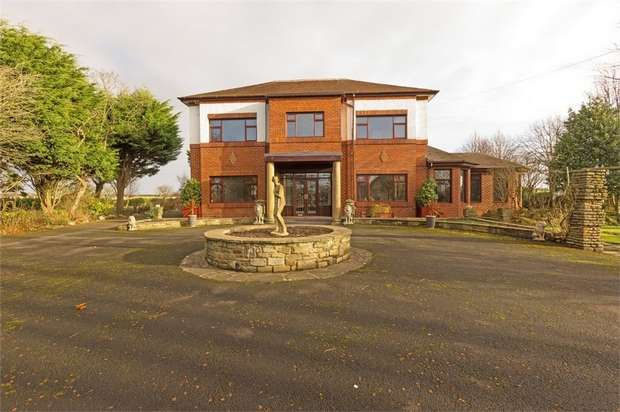 4 Bedrooms Detached House for sale in Carr Lane, Hambleton, Poulton-le-Fylde, Lancashire