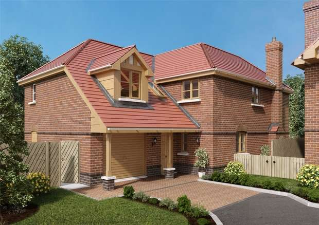 4 Bedrooms Detached House for sale in Farley, The Oaks, SINDLESHAM, Berkshire