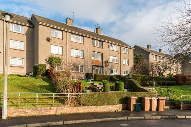 2 Bedrooms Flat for sale in Firrhill Drive, Edinburgh, EH13 9EU