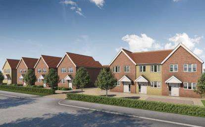 2 Bedrooms End Of Terrace House for sale in Little Canfield, Essex