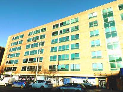 1 Bedroom Flat for sale in Corporation Road, Middlesbrough