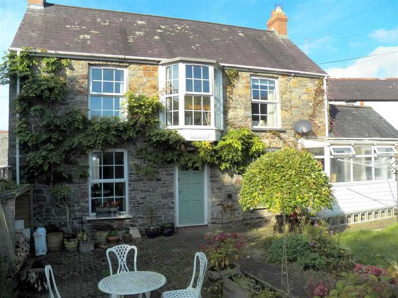 3 Bedrooms Property for sale in Mill Street, Llangwm, Haverfordwest