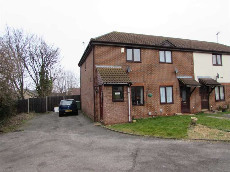 2 Bedrooms Property for sale in Readers Close, Dunstable, Bedfordshire, LU6