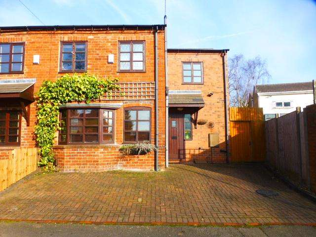 3 Bedrooms Semi Detached House for sale in Tennal Road, Harborne, Birmingham, B32 2HY