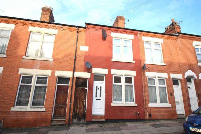 4 Bedrooms Terraced House for sale in Derwent Street, Highfields